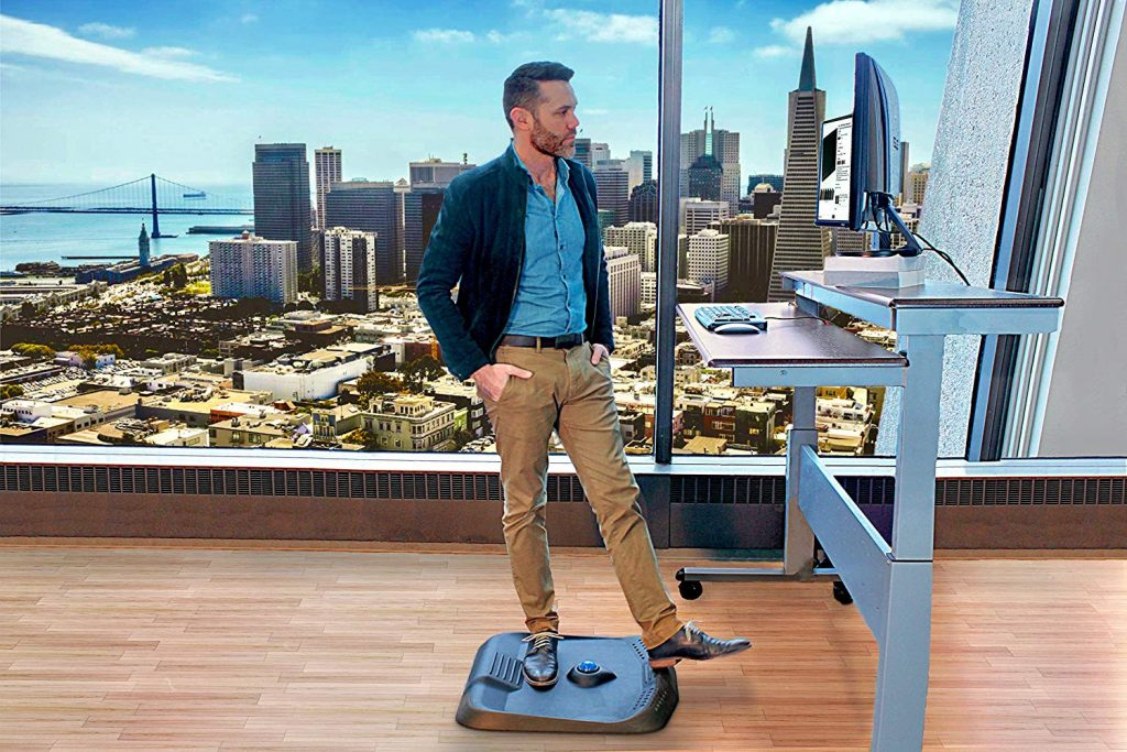 Genius Mat by Sky Mats - Standing Desk Anti Fatigue Mat